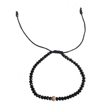Bracelet Beads rose