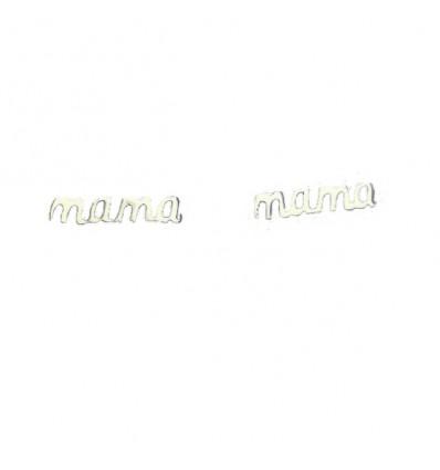 Boucles d'oreilles MAMA