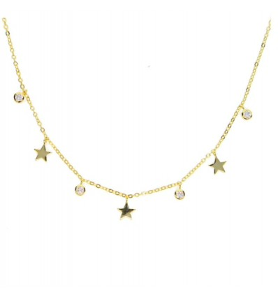Collier Stars or