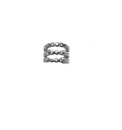 Bijou d'oreille 3 anneaux