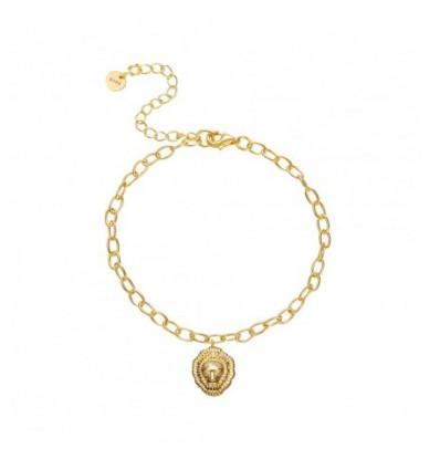 Bracelet mini diamant en argent