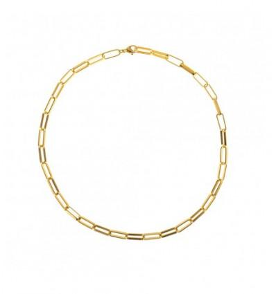 Collier cercle en argent